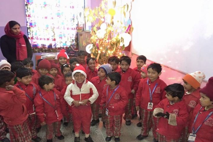 All Saints International School-Christmas Celebrations