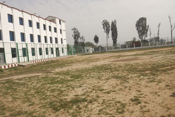 All Saints International School-Ground
