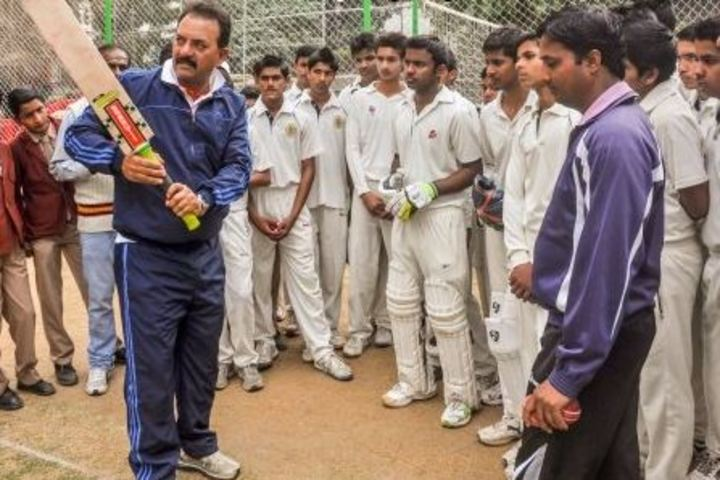 All Saints Senior Secondary School-Cricket Tips By coach