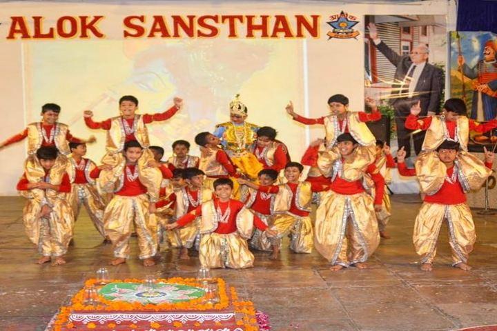 Alok Senior Secondary School-Dance