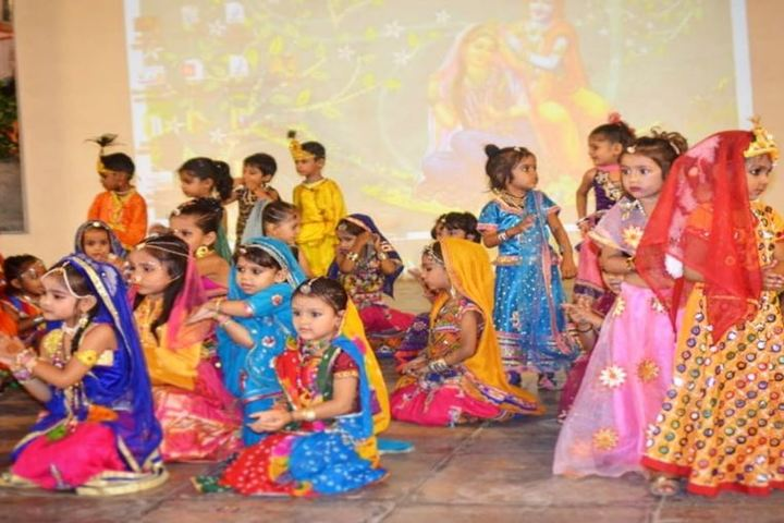 Alok Senior Secondary School-Festival Celebrations
