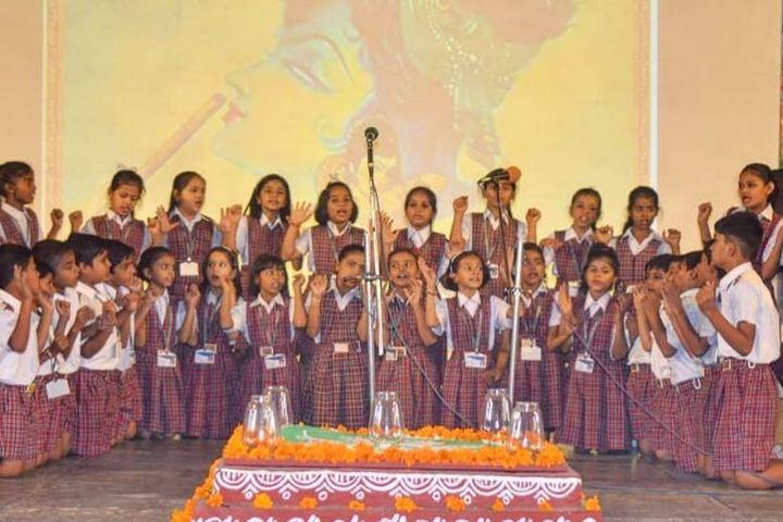Alok Senior Secondary School-Singing