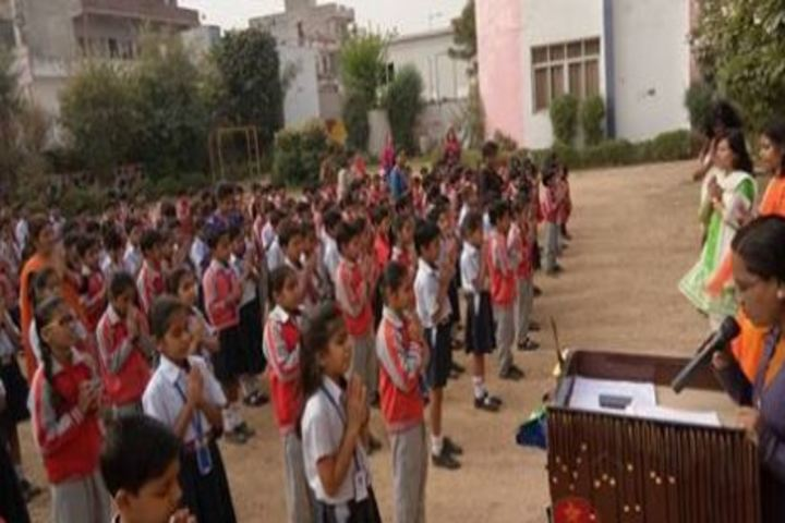 Alpha Beta School-Assembly