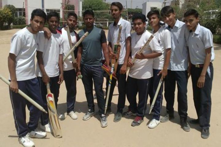 Alpha Beta School-Cricket