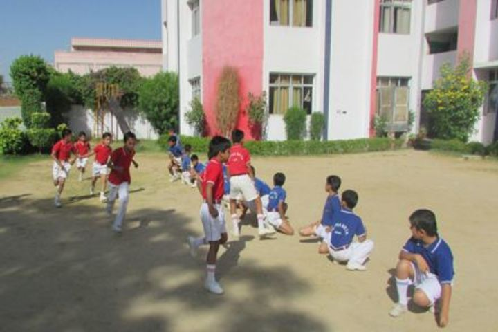 Alpha Beta School-Outdoor Games