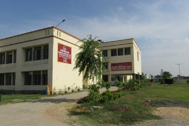 Kendriya Vidyalaya-School entrances building
