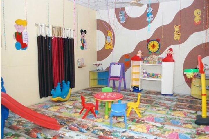 Apala School Of Education-Activity Room