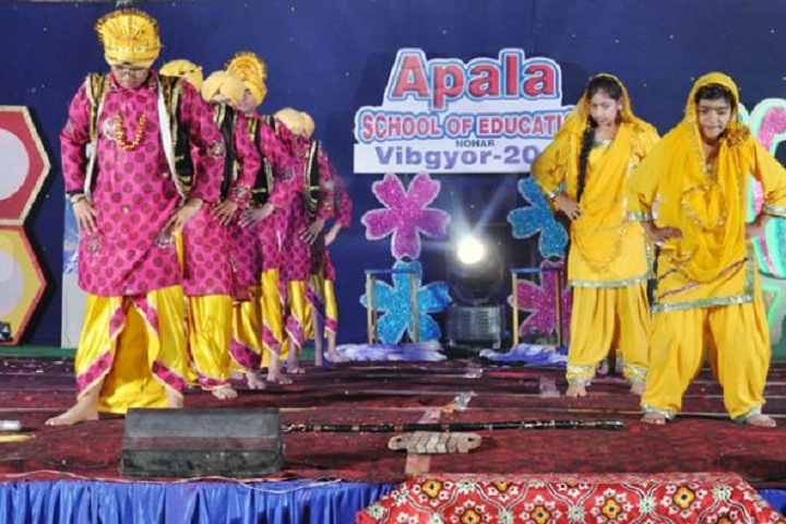 Apala School Of Education-Annual Day