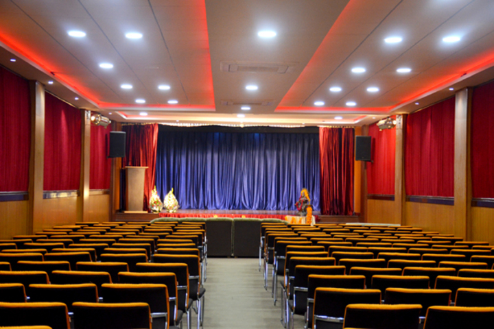 Apex International School-Auditorium
