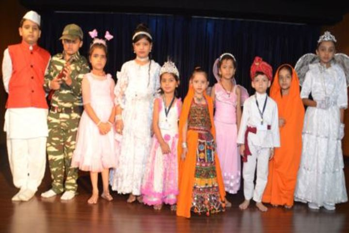 Apex International School-Fancy Dress Competition