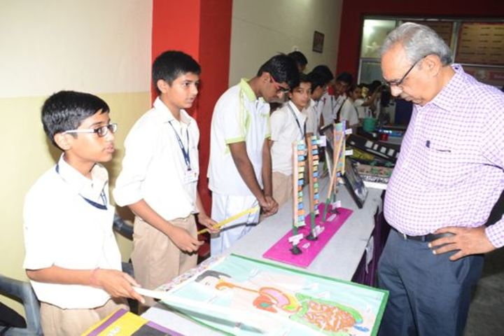 Apex International School-Science Exhibition