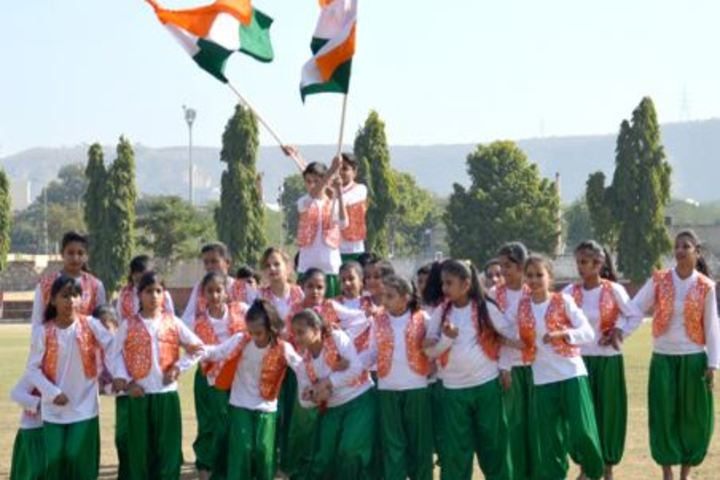 Apex International School-Sports Day Celebrations