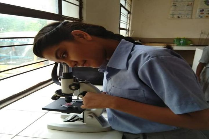 Arihant International School-Biology Lab