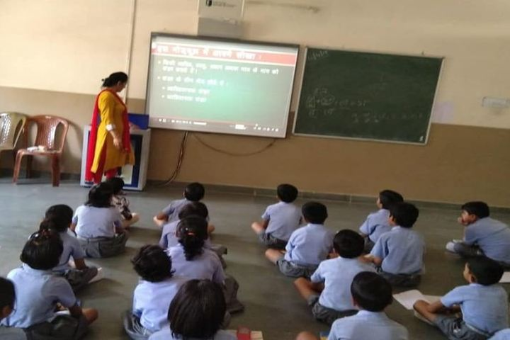 Arihant International School-Class room