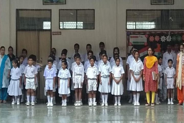 Arihant International School-Prayer