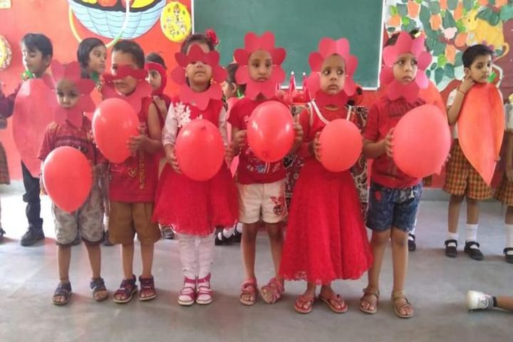 Arihant International School-Red Day Celebrations