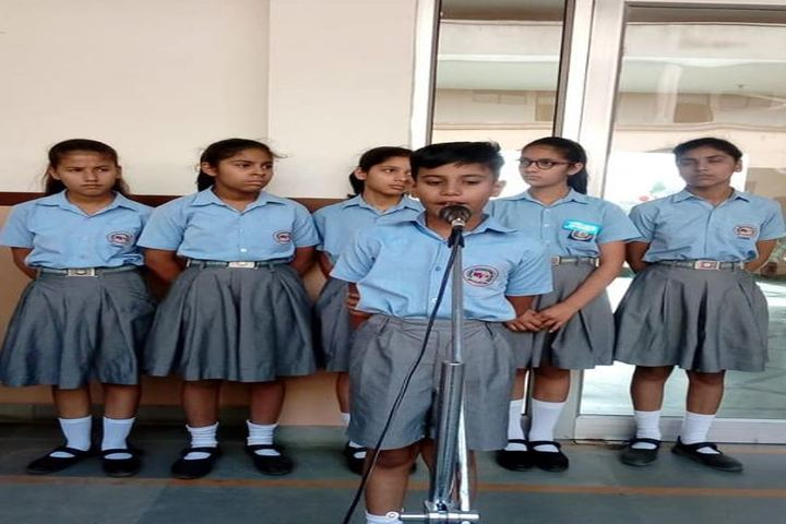 Arihant International School-Singing
