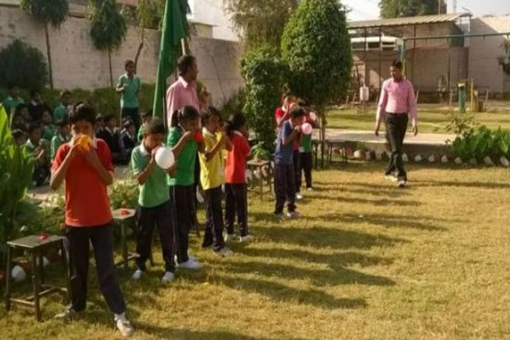 Arihant Public School-Activities