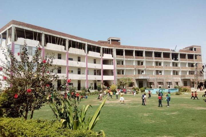 Arihant Public School-Campus