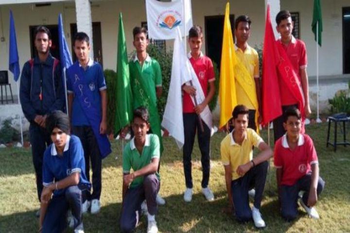 Arihant Public School-Houses