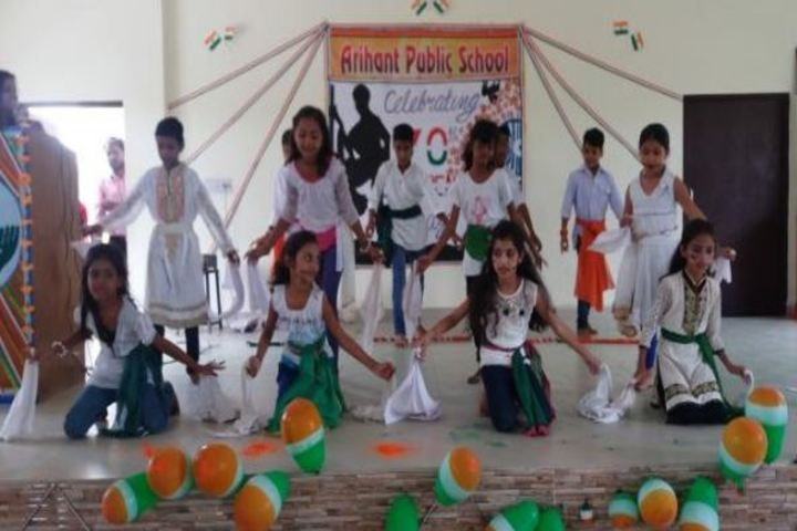 Arihant Public School-Independence Day