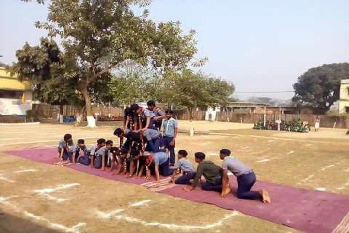 Kendriya Vidyalaya-School Praymid