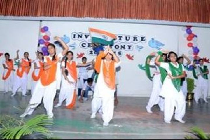 Army Public School-Independence Day Celebrations