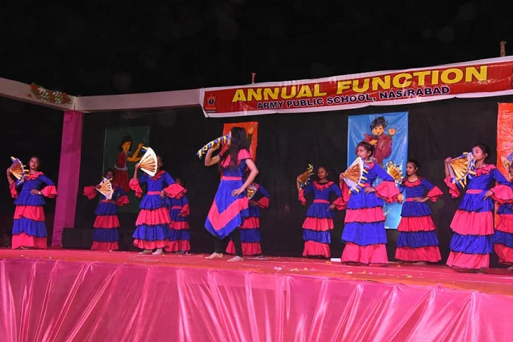 Army Public School-Events annual function