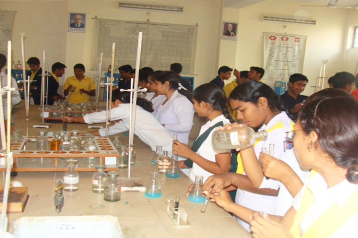 Army Public School - Chemistry Lab