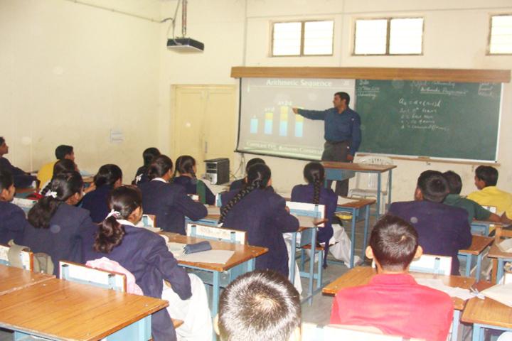 Army Public School - Classroom