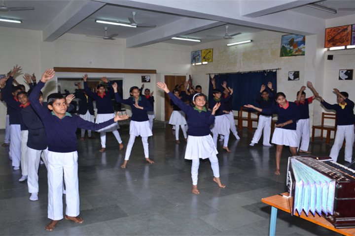 Army Public School - Dance Room