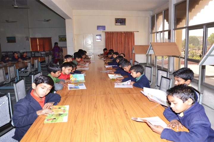 Army Public School - Library
