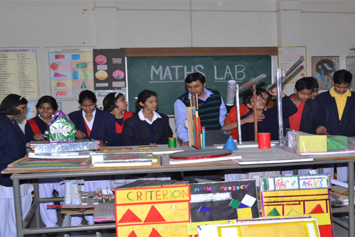 Army Public School - Maths Lab