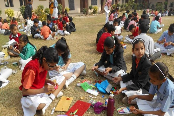 Arorvansh Public School-Art and Craft