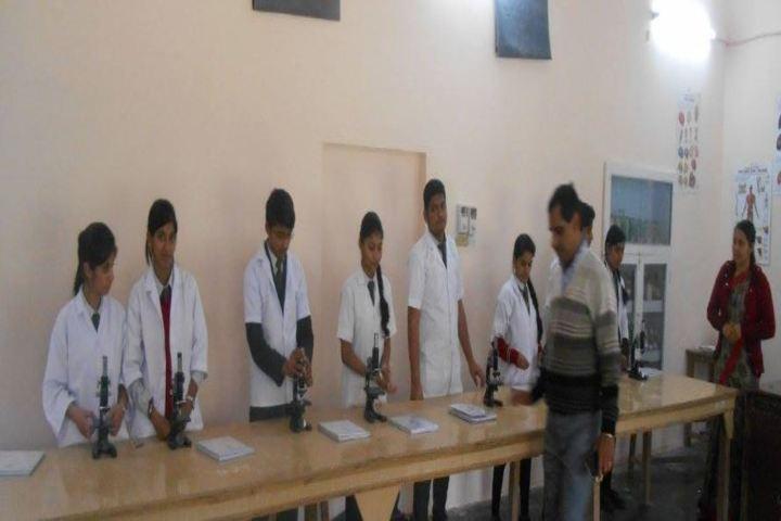 Arorvansh Public School-Biology Lab