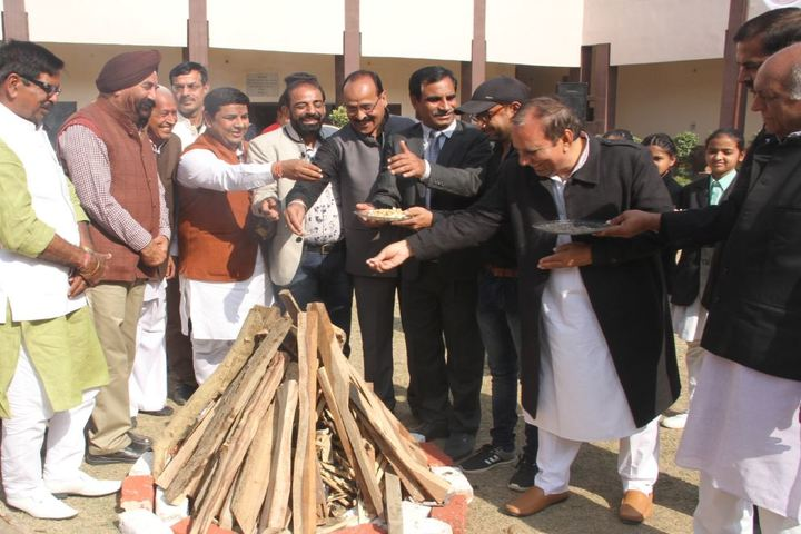 Arorvansh Public School-Festival Celebrations