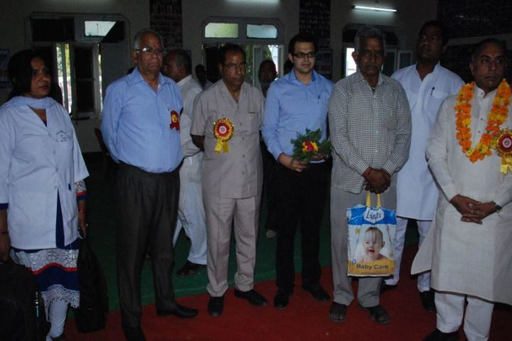 Arorvansh Public School-Health Camp