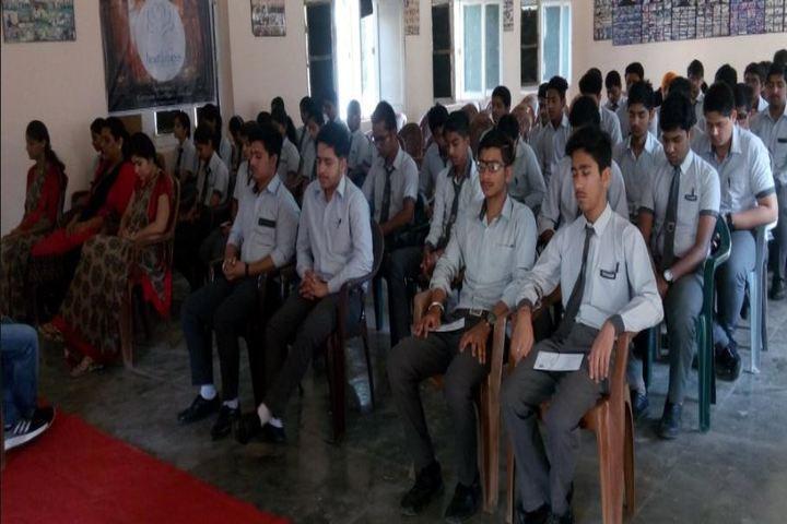 Arorvansh Public School-Meditation Classes
