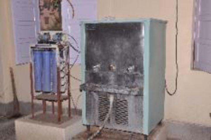 Arya Public School-Drinking Water Plant