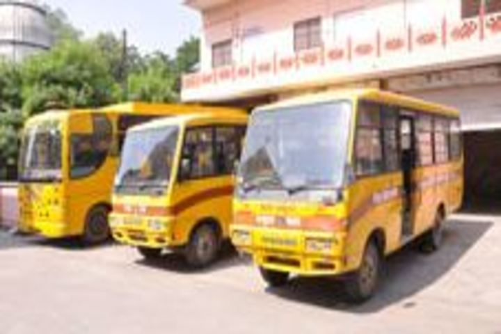 Arya Public School-Transportation