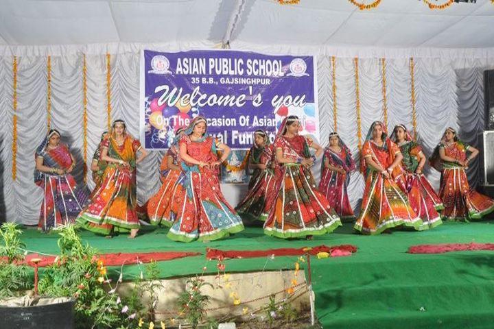 Asian Public School-Dance