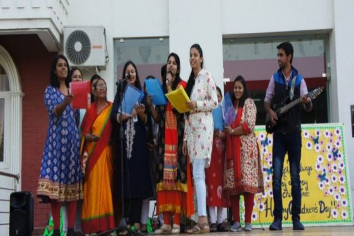Asian World School-Childrens Day Celebrations