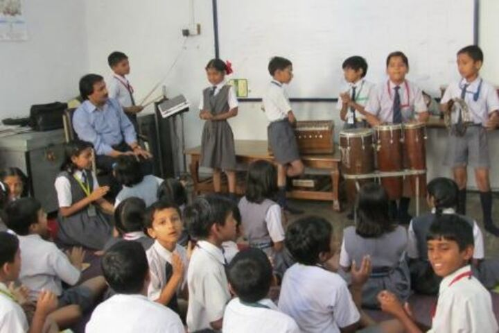 Atomic Energy Central School No 3-Music Room