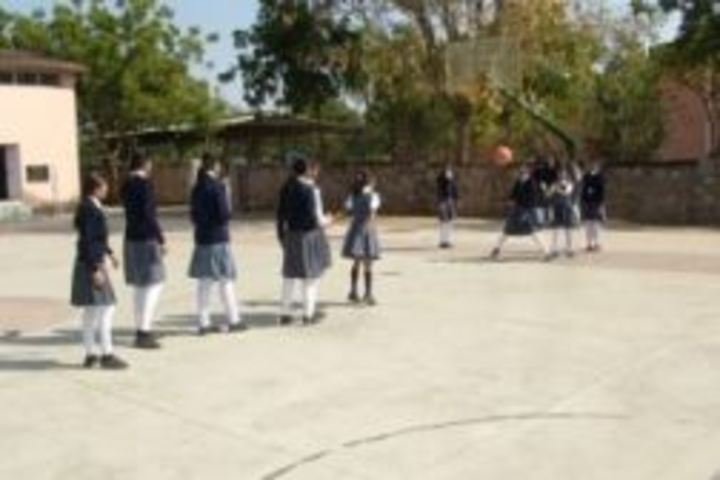 Atomic Energy Central School No 4-Basket Ball Ground
