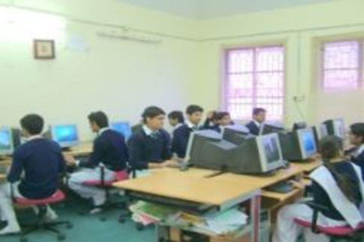 Atomic Energy Central School No 4-Computer Lab