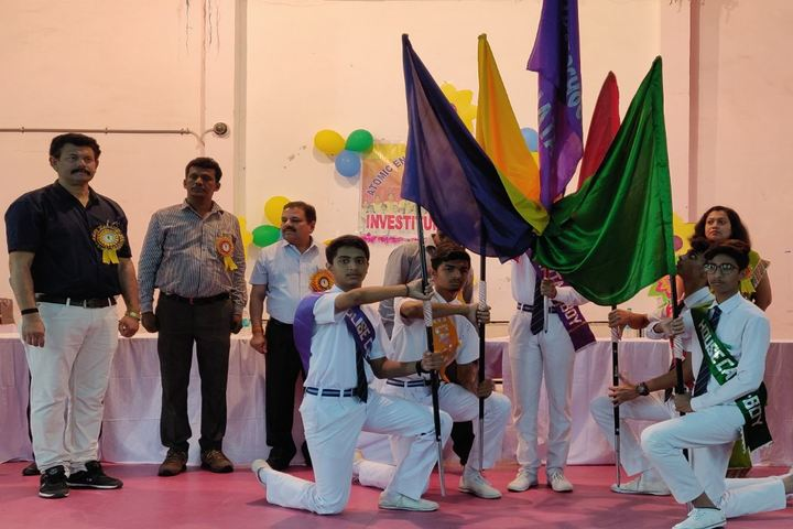 Atomic Energy Central School No 4-Investiture Ceremony