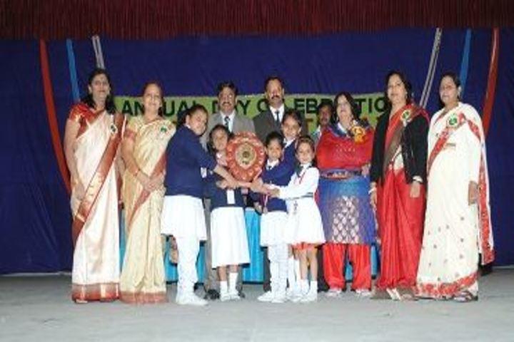 Atomic Energy Central School No 4-Olympics Winner