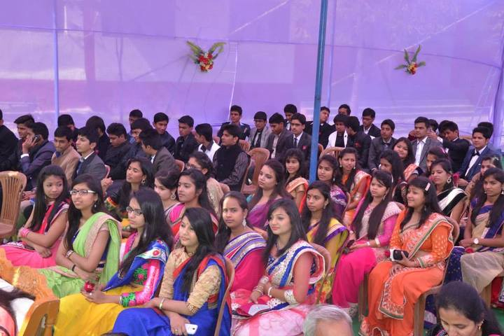 B R Birla Public Senior Secondary School Pali-Freshers Party
