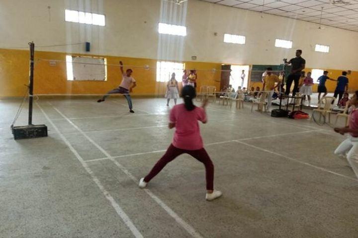 BSF Senior Secondary School-Sports indoor game