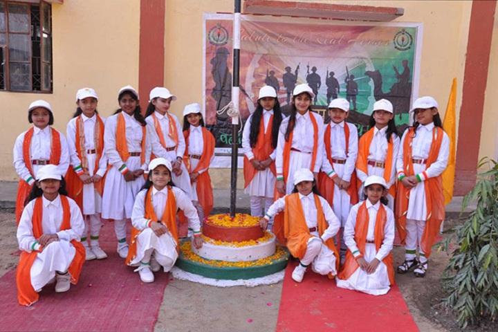 BSF Senior Secondary School-Events republic day